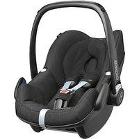 Maxi-Cosi Pebble Group 0+ Baby Car Seat, Black Diamond