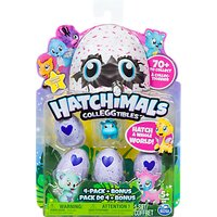 Hatchimals Colleggtibles, Pack of 4