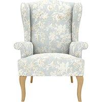 John Lewis Shaftesbury Armchair in Liberty Fabric, Light Leg