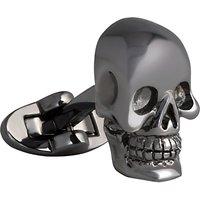 Thomas Pink 3D Skull Cufflinks