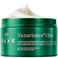 NUXE Nuxuriance ® Ultra Global Anti-Ageing Replenishing Rich Cream, 50ml
