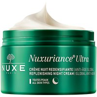 NUXE Nuxuriance ® Ultra Global Anti-Ageing Replenishing Night Cream, 50ml
