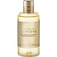 LOccitane Terre de Lumire Shower Gel, 250ml