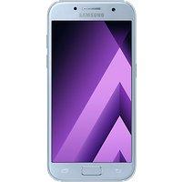 Samsung Galaxy A3 Smartphone (2017), Android, 4.7, 4G LTE, SIM Free, 16GB