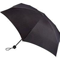 Fulton Round Umbrella, Black