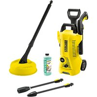 Krcher K2 Premium Full Control Car and Home Pressure Washer