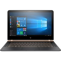 HP Spectre 13-v106na Laptop, Intel Core i5, 8GB RAM, 256GB SSD, 13.3 Full HD, Ash Luxe Copper