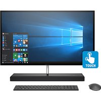 HP ENVY 27-b150na All-in-One PC, Intel Core i5, 8GB RAM, 1TB HDD + 128GB SSD, NVIDIA GTX 950M, 27 Touch Screen