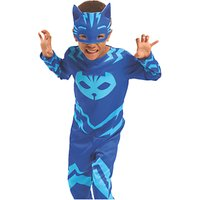 PJ Masks Children's Catboy Hero Costume, 4-6 years