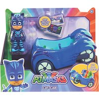 PJ Masks Catboy Figure and Cat Car