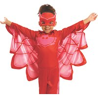 PJ Masks Children's Owlette Hero Costume, 4-6 years