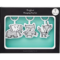 Sleepyhead Baby Hanging Cheeky Chums Toy Set