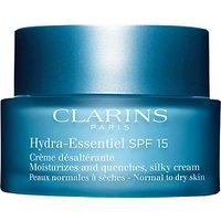 Clarins Hydra Essentiel Silky Cream SPF 15, 50ml