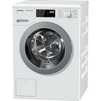 Miele WDB020 Freestanding Eco Washing Machine, 7kg Load, A+++ Energy Rating, 1400rpm Spin, White