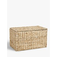 John Lewis Water Hyacinth Lidded Box