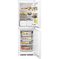 Indesit INC325FF Integrated Fridge Freezer A+ Energy Rating, 54cm Wide, White