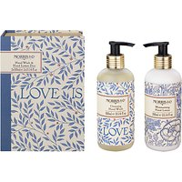Heathcote & Ivory Morris & Co Love Hand Wash & Hand Lotion Duo