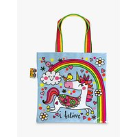 shop for Rachel Ellen Unicorn Mini Tote Bag at Shopo
