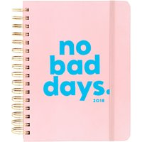 Ban.do No Bad Days 2017/2018 Academic Diary, Pink
