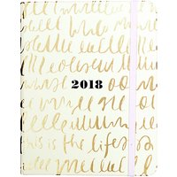 kate spade new york 17 Month The Life 2017/2018 Academic Diary, Multi
