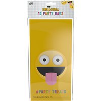 Emojinal Party Treat Bags, Pack of 10