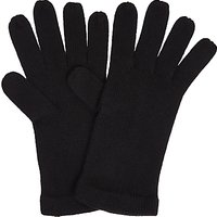 John Lewis Plain Knit Gloves