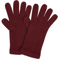 John Lewis Plain Knit Gloves