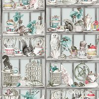 Osborne & Little Curio Wallpaper, W7028-01