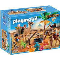 Playmobil History Tomb Raiders Camp