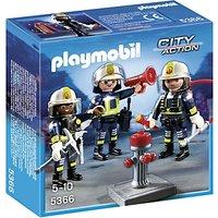 Playmobil City Life Fire Rescue Crew