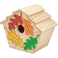 Melissa & Doug Build Your Own Birdhouse