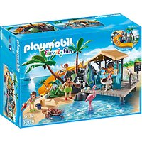Playmobil Family Fun Island Juice Bar