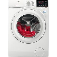 AEG L6FBG741R Freestanding Washing Machine, 7kg load, A+++ Energy Rating, 1400rpm Spin, White