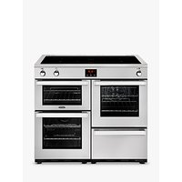 Belling Cookcentre 100EI Electric Range Cooker With Induction Hob