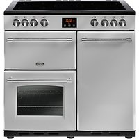 Belling Farmhouse 90E Electric Range Cooker with Ceramic Hob