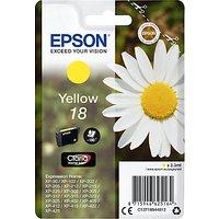 Epson Daisy T18 Colour Inkjet Printer Cartridge
