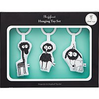 Sleepyhead Baby Hanging Fuzzy Pals Toy Set at John Lewis Department Store