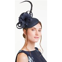 John Lewis Gloria Shantung Pillbox Fascinator