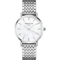 ROSEFIELD Womens The Upper East Bracelet Strap Watch