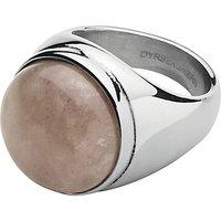 DYRBERG/KERN Castor Round Cocktail Ring