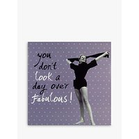 Woodmansterne Fabulous Birthday Card
