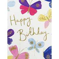 Woodmansterne Happy Birthday Greeting Card