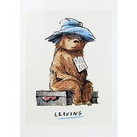 Mint Paddington Bear Leaving Greeting Card