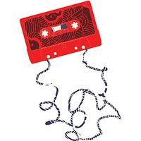 House by John Lewis, Hello Marine - Tape Cassette Unframed Print, 30 x 40cm