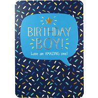 Pigment Birthday Boy Birthday Card