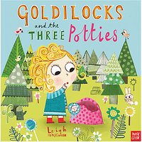 Goldilocks The Three Potties Childrens Book