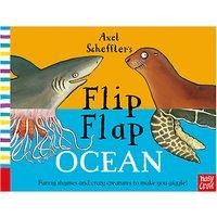 Flip Flap Ocean Childrens Book