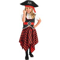 Pirate Dressing-Up Costume and Skirt