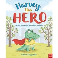 Harvey The Hero Childrens Book