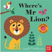 Wheres Mr Lion? Childrens Book